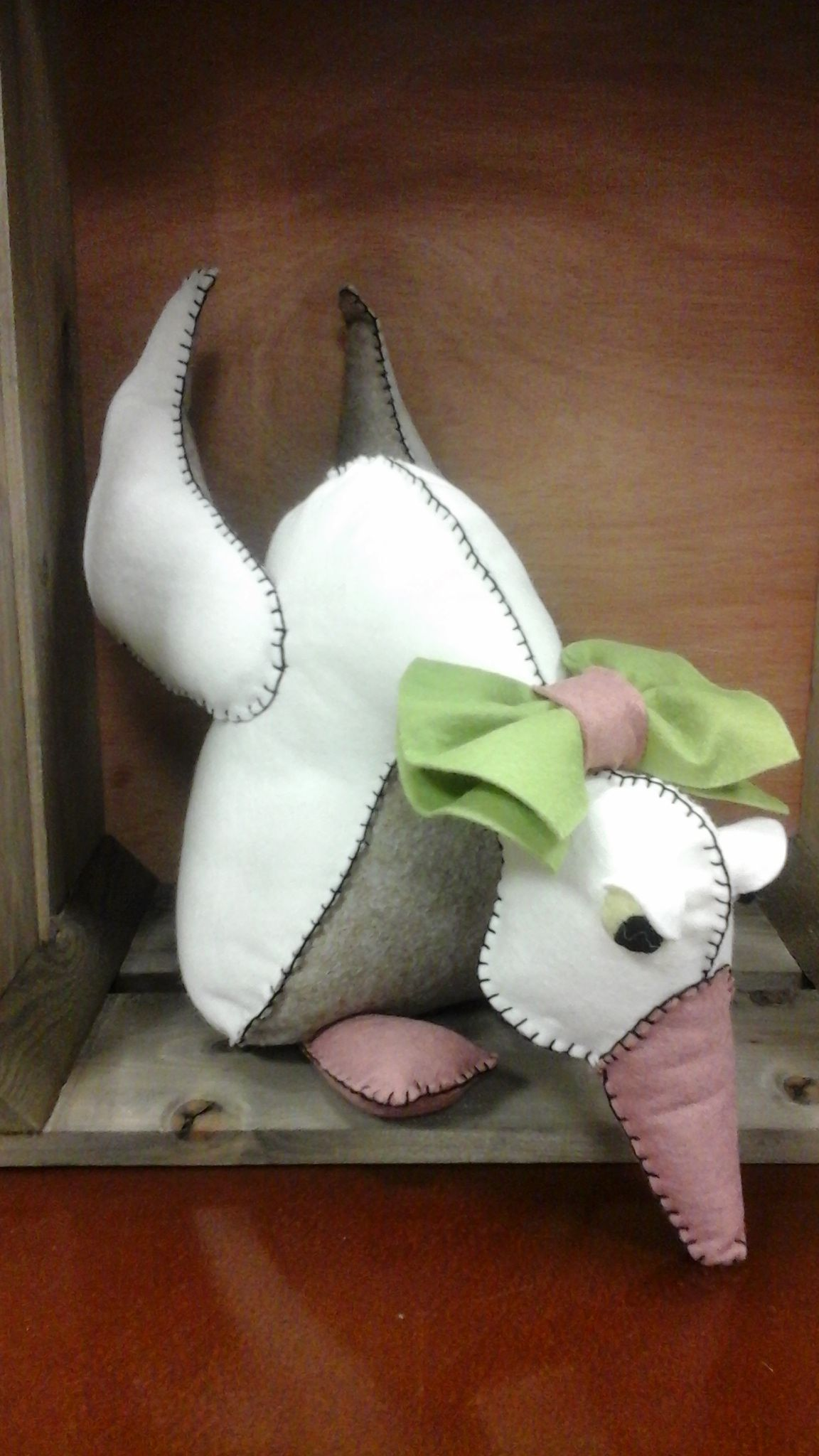Knit And Stitch Show Shepton Mallet : Nosey Goose Felt Kit